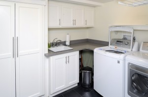 Laundry room, Peter Sachs Architect