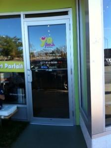 Yo Fresh new yogurt store in Newton MA