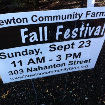 Fall Festival Newton, Newton Fall Festival