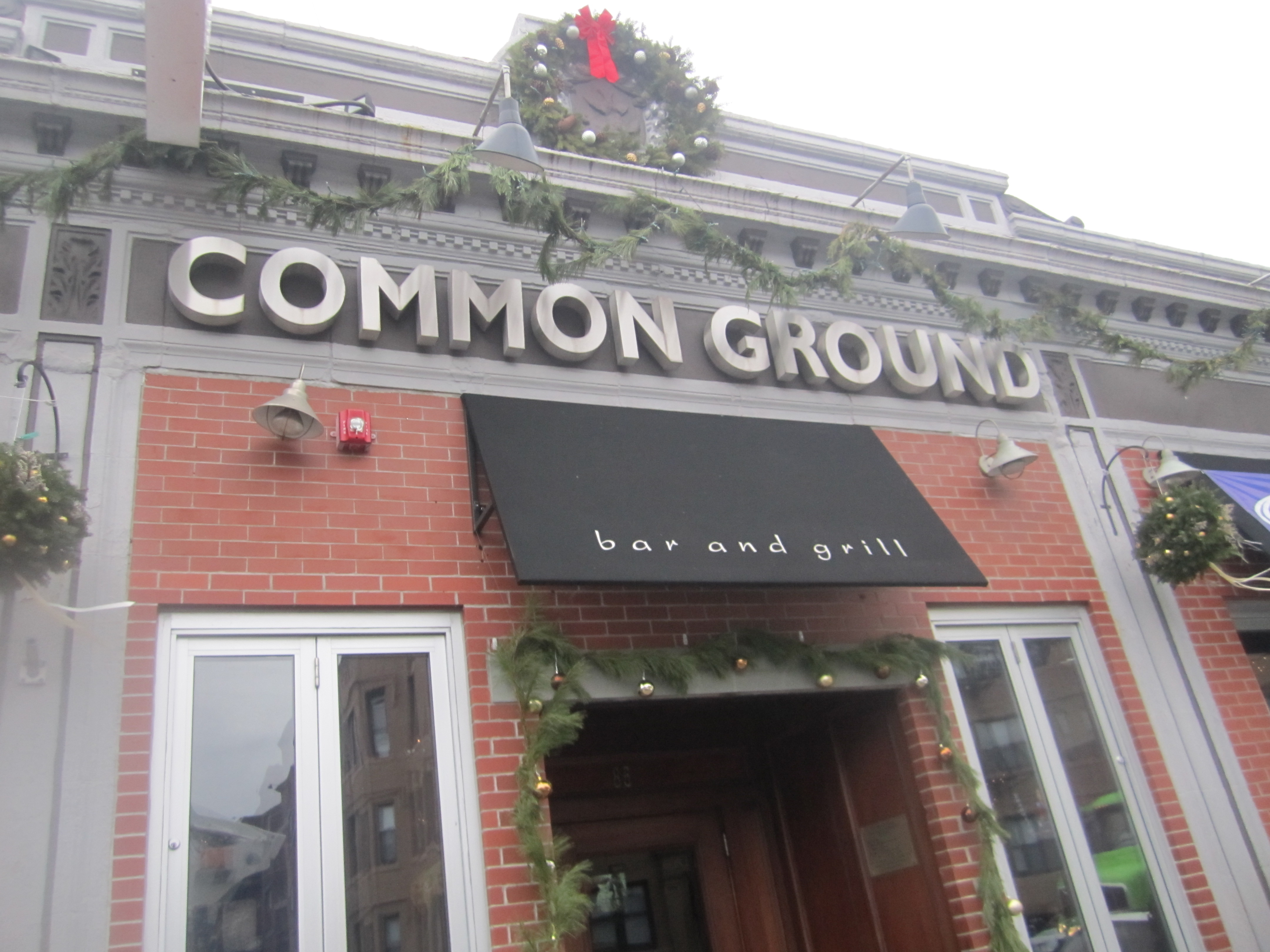 Common Ground Bar and Grill, Common Ground Gastropub