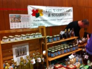 newton indoor winter farmer's market