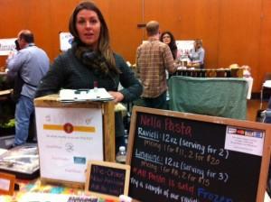 artisanal pasta, newton farmer's market