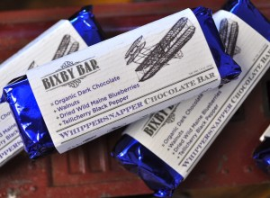Bixby Bars chocolate tasting, Whole Foods, Newton, MA