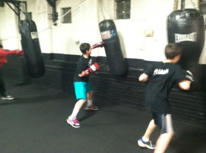boxing for kids, boxing for boys, boxing in Newton, Newton Boxing Club, boxing lessons for kids, Nonantum Boxing Club, Newton and boxing