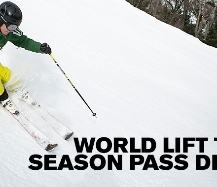 Killington, giveaway, family ski pass giveaway
