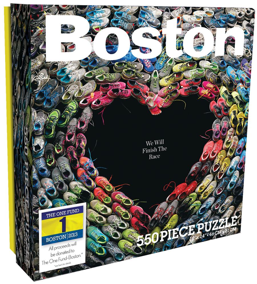 Boston One Fund puzzle
