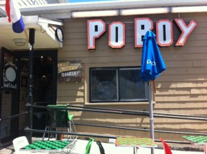 Po Boys, Poor Boys, Newton New Orleans Restaurant, Po Boy sandwiches