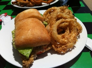 Po Boys, Poor Boys, Newton New Orleans Restaurant, Po Boy sandwiches, po boy sandwich
