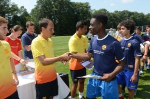 FC Barcelona camp Concord MA