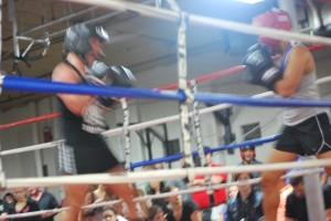 Nonantum Boxing Club sparring matches