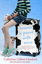 Heaven is Paved with Oreos book event