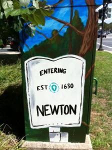 Newton MA