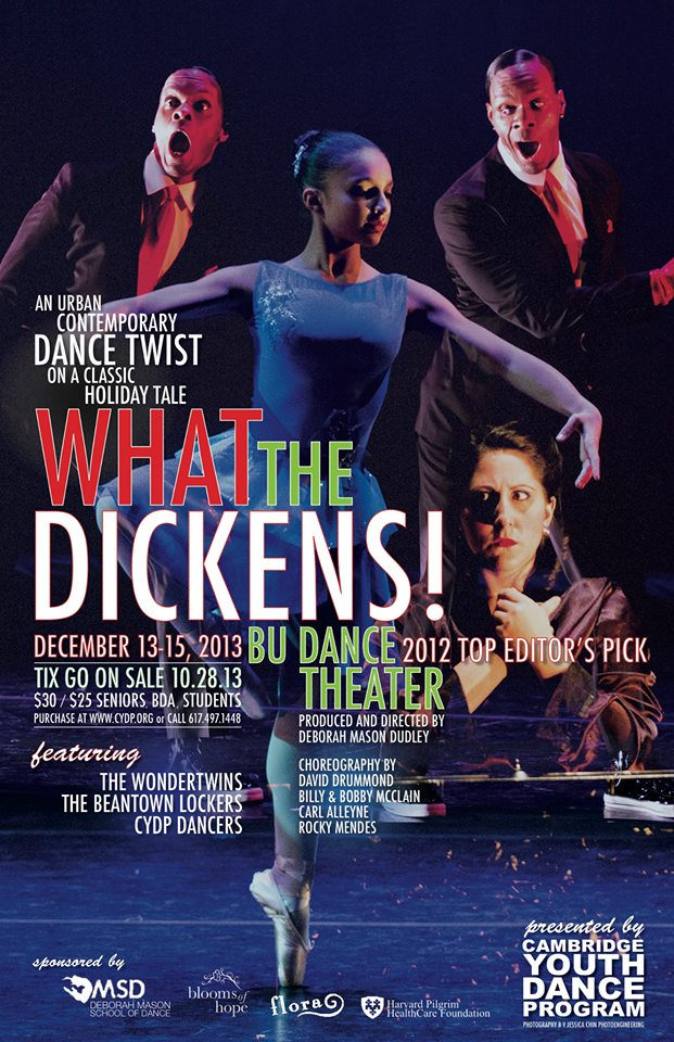 What the dickens dance performance