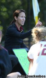 BC Lady Eagles Soccer, NCAA, Alison Foley