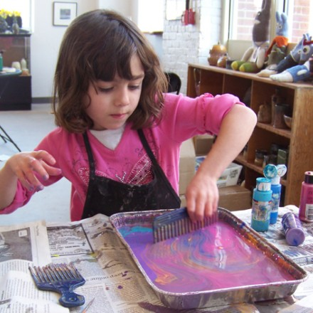 Arsenal Center Offers December Vacation Art Workshops for Children