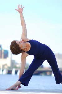 Dawn Davis Yoga free yoga class