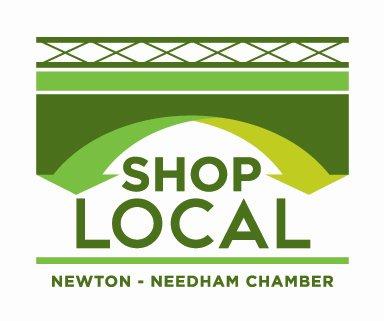 Newton Needham chamber of commerce, shop local