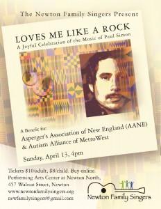 Love Me Like a Rock Autism Benefit Concert