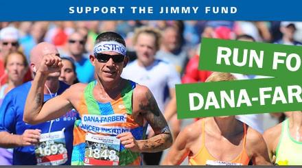 Dana Farber Team New Balance Falmouth Road Race