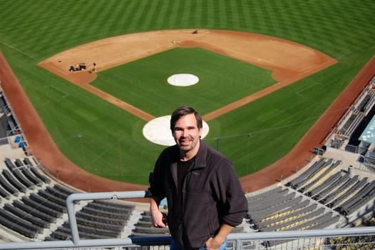 author David A Kelly Newton ma The Ballpark Mysteries