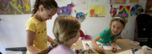 Summer Art Classes at Arsenal Center for the Arts