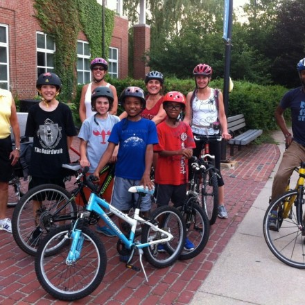 Bike Rides for Kids and Families with BikeNewton