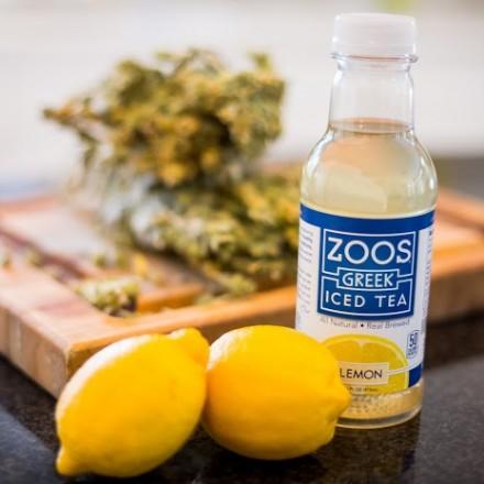 Newton's Own Iced Teas: ZOOS