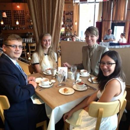 Summer 2014 Youth Etiquette Classes