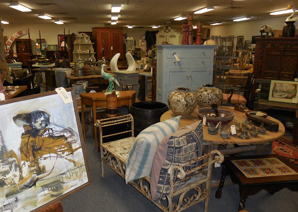 A2Z Vintage antiques Waltham Newton MA
