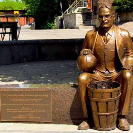 basketball inventor