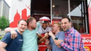 Free Ice Cream from Good Humor Truck