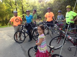 Weekly Group Ride with Bike Newton