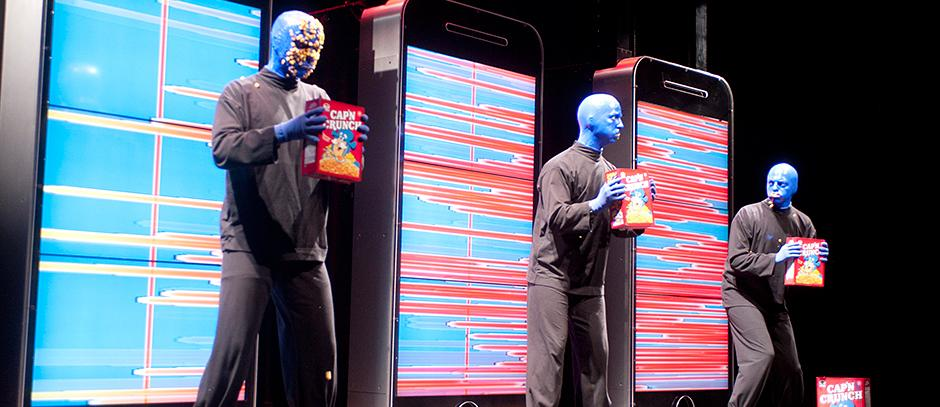 Blue Man Group & LegoLand Savings