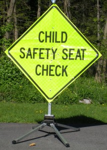 Child Passenger Safety Week is September 14th – 20th and  September 20th is National Seat Check Saturday. In Honor of this day the Car Seat Technicians from the Newton Police Department will be performing installations and inspections for all parents, grandparents etc., who would like their child carseat inspected.  There is no fee and there will also be a handful of free carseats available for families in need. The Installations and Inspections will be performed on Saturday from 8:00 am -11:00 am at the War Memorial Drive located at Newton's City Hall