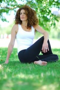 Dawn Davis yoga, YogaBox, Nonantum Boxing Club