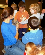 Little Bookworms Storytime at MSPCA