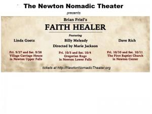 Newton Nomadic Theater Performances