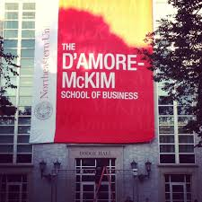 Northeastern University's D'Amore-McKim School of Business