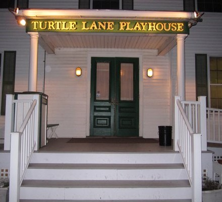 meeting regarding former Turtle Lane Playhouse
