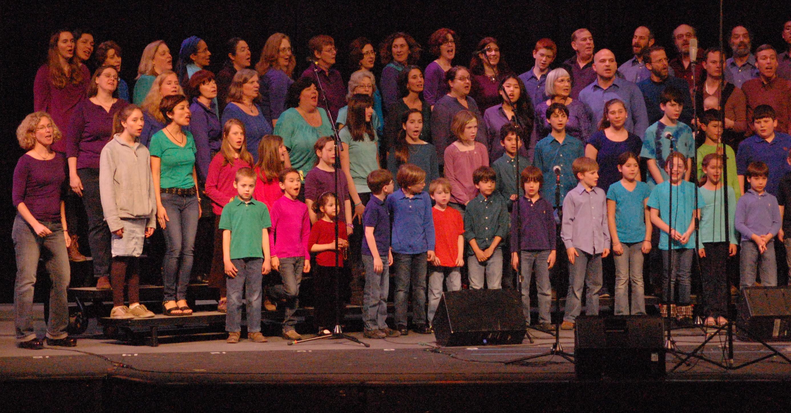Newton Family Singers Turns 5!