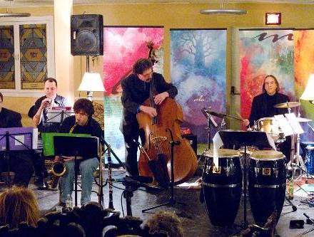 Jim Guttmann's Klezmer Concert