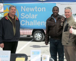 Newton Solar Challenge supports Mayor Setti Warren's energy efficiency goals to reduce consumption 20% by 2020 