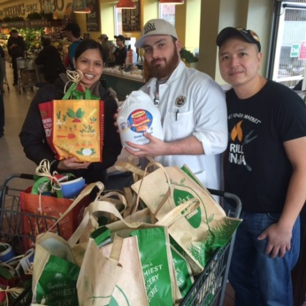 Whole Foods Donates Turkeys to Newton Families in Need