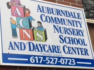 Holiday Scholarship Fundraiser for Auburndale Nursery School