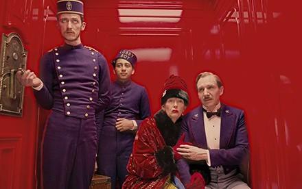 FREE Movie Matinee: The Grand Budapest Hotel