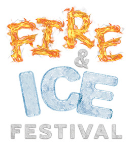 Fire & Ice Festival in South Boston
