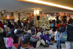 Holiday Story Hour and Kids Concert at Pru