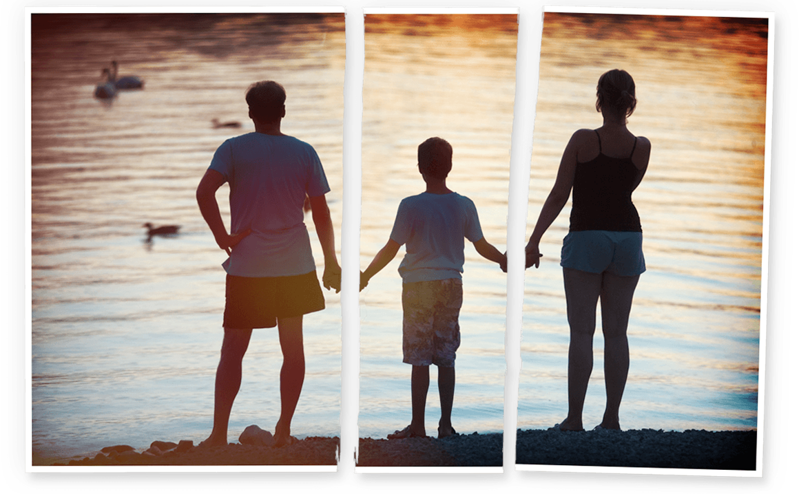 Online Casting Call for Divorced Families