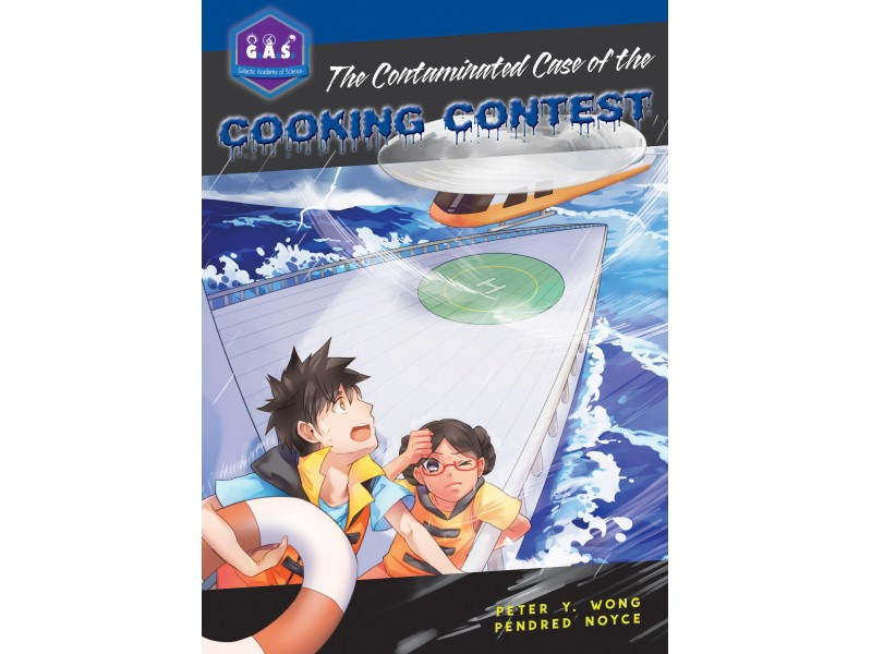 The Contaminated Case of the Cooking Contest Book Party