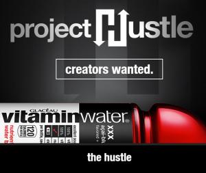 Vitamin Water Project Hustle